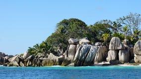 Ilha de Cocos Fotografia de Stock Royalty Free