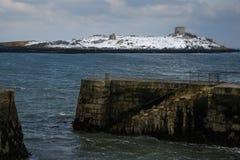 Ilha de Dalkey dublin ireland foto de stock royalty free