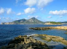Ilha de Dragonera, Mallorca imagem de stock royalty free