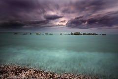 A Ilha de Elba Foto de Stock Royalty Free
