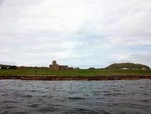 A ilha de ferventa com especiarias, Escócia Fotografia de Stock Royalty Free