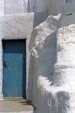Ilha de Fira Santorini, Grécia Fotografia de Stock Royalty Free