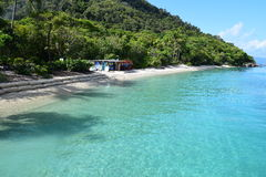Ilha de Fitzroy Foto de Stock Royalty Free