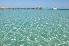 Ilha de Giftun Foto de Stock Royalty Free