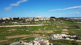 Ilha de Gozo Foto de Stock Royalty Free