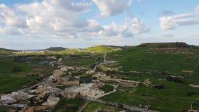 Ilha de Gozo Fotografia de Stock Royalty Free