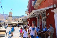 Ilha de Grécia Imagem de Stock