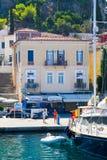 Ilha de Grécia Fotografia de Stock