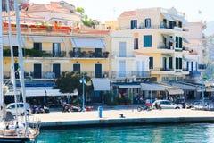 Ilha de Grécia Imagens de Stock