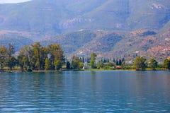 Ilha de Grécia Fotos de Stock Royalty Free