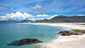 Ilha de Harris imagens de stock royalty free