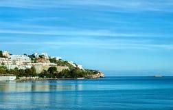 Ilha de Ibiza Fotos de Stock Royalty Free