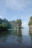 Ilha de James Bond Fotografia de Stock Royalty Free