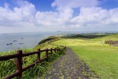 Ilha de Jeju, Coreia do Sul Imagens de Stock