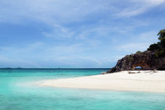 Ilha de Koh Khai, Tailândia Imagem de Stock