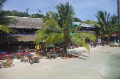 Ilha de Koh Rong fotografia de stock royalty free