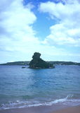 Ilha de Kouri Foto de Stock