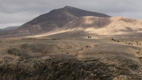 Ilha de Lanzarote Fotografia de Stock