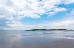 Ilha de Llanddwyn Fotografia de Stock Royalty Free
