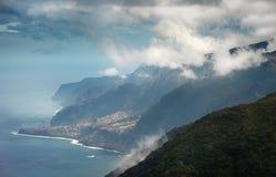 Ilha de Madeira, Portugal Imagem de Stock Royalty Free