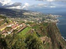 Ilha de Madeira, Portugal imagens de stock