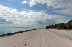 Ilha de Magaruque - Moçambique Fotos de Stock