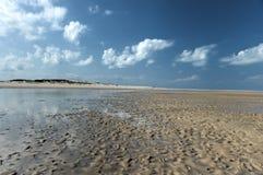 Ilha de Magaruque - Moçambique Fotografia de Stock Royalty Free