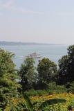 Ilha de Mainau, Bodensee, ano 2013 Imagem de Stock Royalty Free