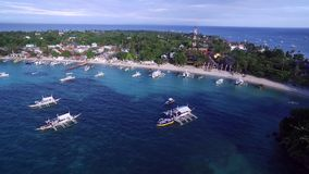 Ilha de Malapascua Administrativamente, é parte do barangay peninsular do fazer logon, Daanbantayan, Cebu filme