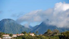 Ilha de Martinica - mar das caraíbas Imagens de Stock