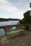 Ilha de Mlje (Croácia) Imagens de Stock Royalty Free