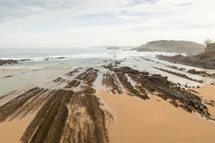 Ilha de Mouro Santander Imagens de Stock