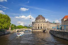 Ilha de museu, Berlin Germany imagens de stock royalty free