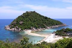 Ilha de Nangyuan Foto de Stock Royalty Free