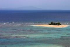 Ilha de Palominitos mim imagens de stock