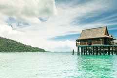 Ilha de Pangkor Foto de Stock Royalty Free