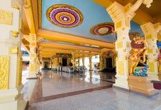 Ilha de Pangkor do templo do hinduism de Kaliamman imagens de stock royalty free