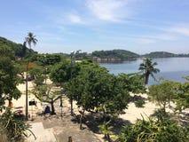 Ilha de Paqueta Lizenzfreie Stockbilder