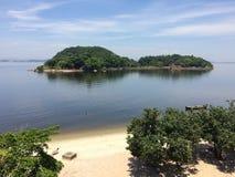 Ilha de Paqueta Imagens de Stock Royalty Free