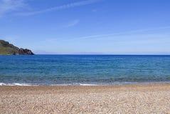 Ilha de Patmos, Grécia Imagem de Stock Royalty Free