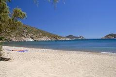 Ilha de Patmos, Grécia Foto de Stock