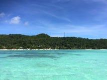 A ilha de Phi Phi Don tailândia Fotografia de Stock Royalty Free