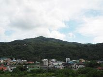A ilha de Phuket, Tailândia Foto de Stock