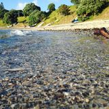 Ilha de Rakino Imagem de Stock Royalty Free