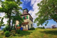 Ilha de Reichenau imagem de stock