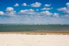 Ilha de Ryde do Wight Inglaterra Fotos de Stock Royalty Free