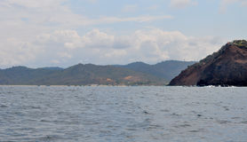 Ilha de Salango Foto de Stock