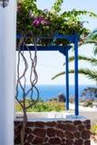 Ilha de Santorini, Grécia fotografia de stock royalty free