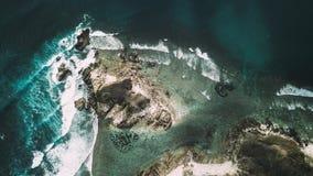 Ilha de Senggigi, Lombok, Indonésia Foto de Stock