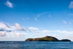 Ilha de Seychelles Foto de Stock Royalty Free